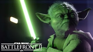 Star Wars Battlefront 2: Officiële gameplay-trailer