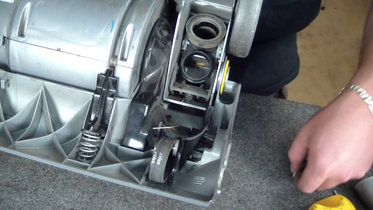How To Change A Dyson Dc07 Clutch Assembly A Quick And