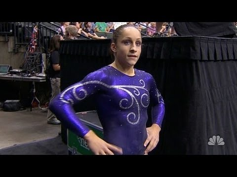 Jordyn Wieber wins National Championship