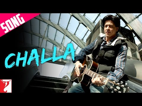 Challa - Song - Jab Tak Hai Jaan - Shahrukh Khan video