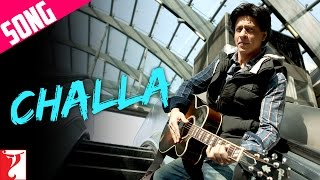 Challa Song | Jab Tak Hai Jaan | Shah Rukh Khan | Katrina Kaif | Rabbi | A. R. Rahman