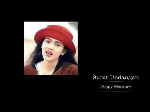 Poppy Mercury - Surat Undangan