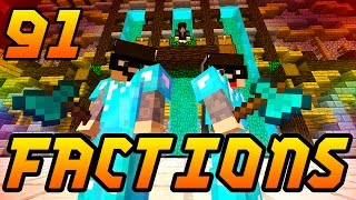 "Minecraft Factions ""KILLING THE HEAD OF STAFF!!"" Episode 91 Factions w/ Woofless & Preston!"