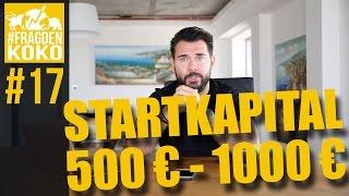 Was ist mit einem Online Trading Startkapital von 500€ - 1000€ Euro möglich #FragDenKoko017