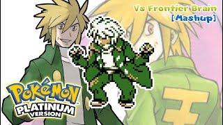 Pokemon 8-BIT & Platinum & HG/SS - Battle! Frontier Brain Music [Mashup] (HQ)