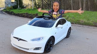 Cali Get's Surprised with a New Car!