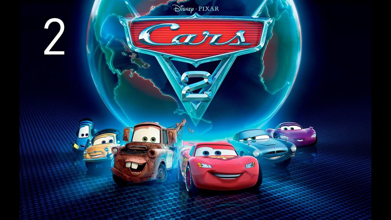 Тачки 2 (2011) смотреть онлайн или скачать мультфильм 72