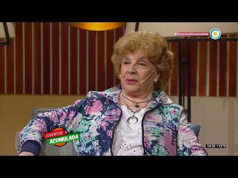 Mabel Landó en Juventud Acumulada (1 de 2)