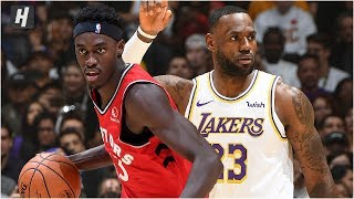 Toronto Raptors vs Los Angeles Lakers - Full Game Highlights | November 10, 2019 NBA Season
