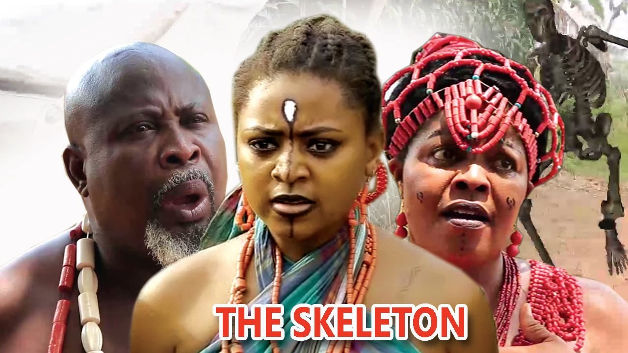 Evil Skeleton Nigerian Movie [Season 2] - Traditional Drama