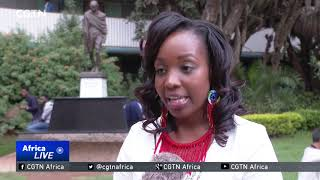 Kenyan University students showcase their prowess in Chinese Language competition