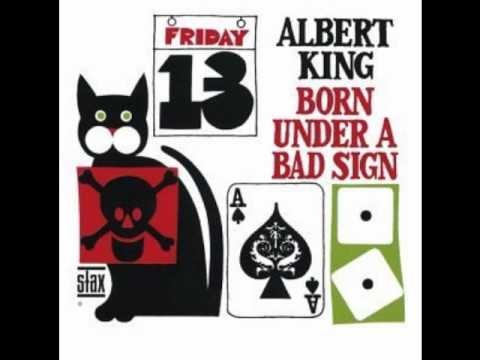 Albert King - Born Under A Bad Sign (Full Album)