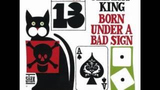 Albert King - Born Under A Bad Sign (Full Album)