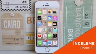 iPhone SE İncelemesi