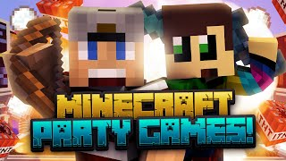 MINECRAFT PARTY GAMES!