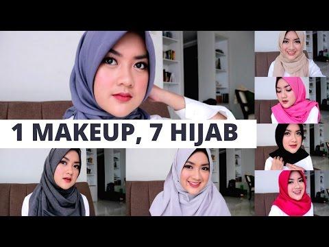 Makeup Tutorial Bulan Ramadhan, Buka Puasa (BukBer), Lebaran (Idul Fitri) + Cover Acne