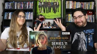 Doctor Who SERIES 11 - Official Teaser Trailer Reaction / Review