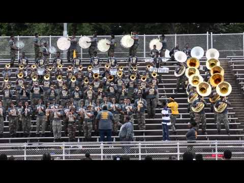 Whitehaven High School Marching Band - Partition - 2014