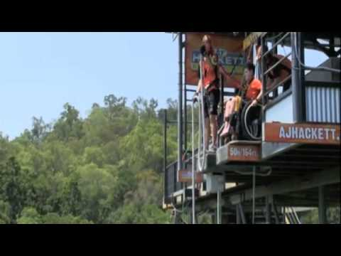 Crazy Wheelchair Bungee