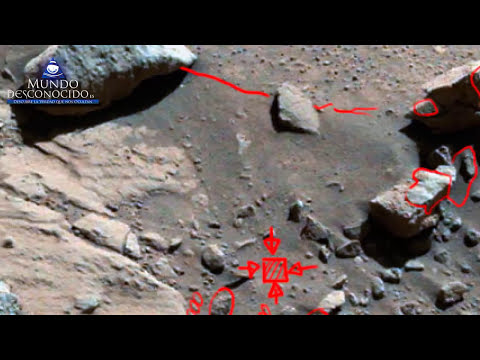 Nuevas Pruebas de Agua y Vida en Marte