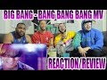 FIRST BIG BANG 뱅뱅뱅   BANG BANG BANG MV REACTION/REVIEW