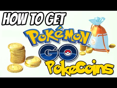 HOW TO GET FREE POKECOINS ! Easy way to get Coins in GAME #PokemonGo !   POKEMON GO Adventures #19