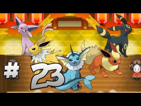 Let's Play Pokemon: Heartgold - Part 23 - Kimono Girls video