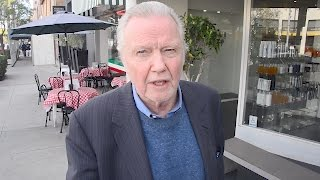 Jon Voight Says Shia LaBeouf and Miley Cyrus are Committing Treason | Splash News TV