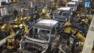 How are cars made?