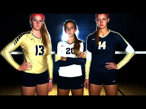 2015 Wingate Volleyball Intro - Hype Video