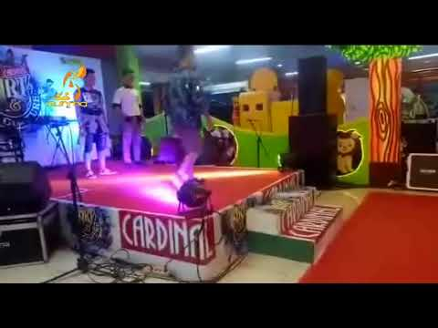 SunMa Cardinal Art n Culture 2017(song by Agnez mo million $ lover, Level Up)