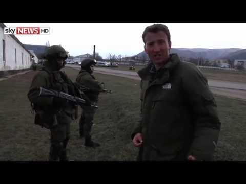 Ukraine's New Navy Chief Defects To Crimea