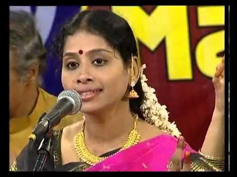Nithyasree Mahadevan Bho Shambho video