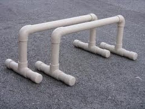 Parallel Bars Diy Pvc Parallel Bars