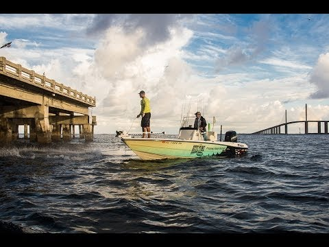 Reel Time Florida Sportsman - Tampa Redfish and Snook - Season 2 Ep. 1 RTFS