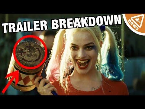 Suicide Squad Blitz Trailer Breakdown! (Nerdist News w/ Jessica Chobot)
