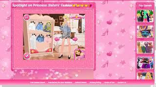 Trò chơi thiết kế thời trang cho bạn gái - Game vui cho bé