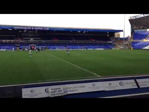 Birmingham city U16 Vs Tottenham Fc pt 10