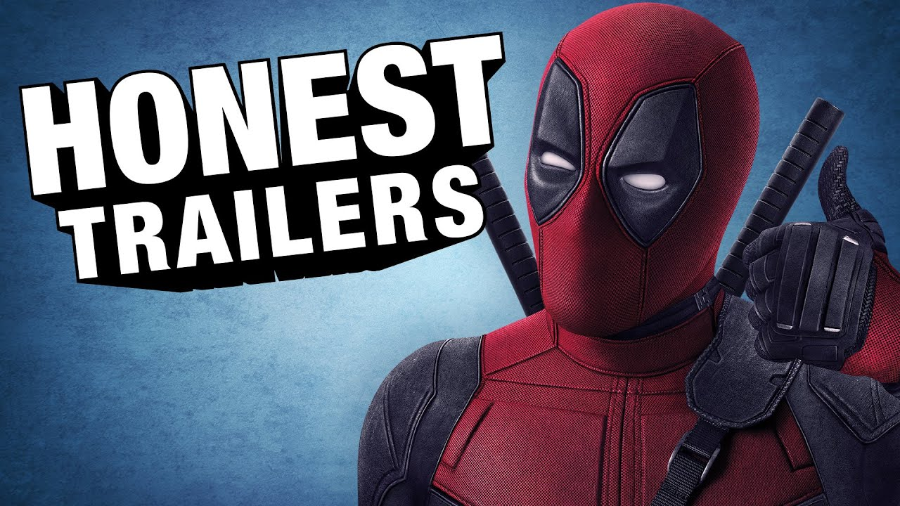 [Deadpool Shows Up To Do His Own Honest Trailer] Video
