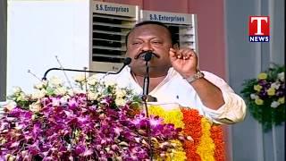 MLA Gangula Kamalakar  Speech at Vaani Niketan Vidya Samithi Swarnostavalu  live Telugu