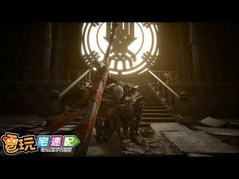 台灣-電玩宅速配-20190325 2/3 台版《黑暗靈魂》?六人團隊打造高規格3D動作角色扮演遊戲