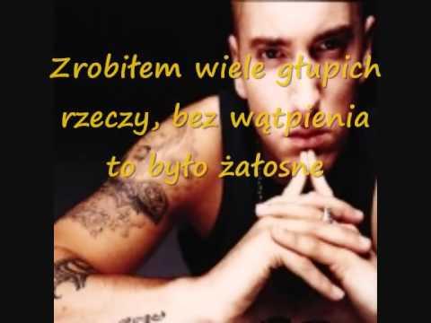 Eminem I`m Sorry Mama Pl+zdjęcia+o Kim Rapuje video