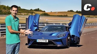 Ford GT | Prueba / Test / Review en español | Coches.net