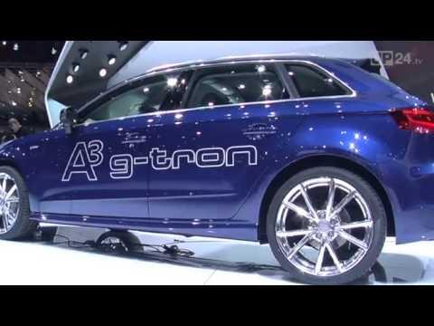 Genfer Autosalon 2013: Audi A3 e-tron und Audi RS Q3