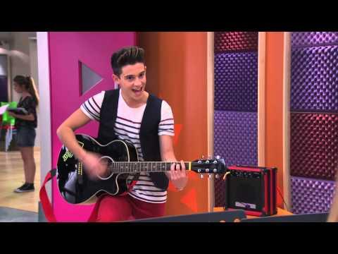 Violetta: Federico y Elena cantan ¨Veo Veo¨ Ep 52 Temp 2