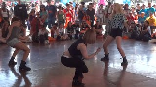 KCON Dance All Day Tent Performance [NYX]