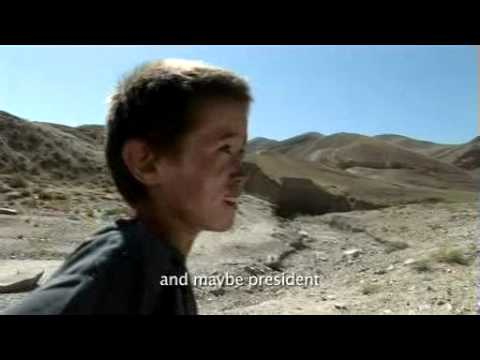 The Boy Mir - Ten Years in Afghanistan Trailer
