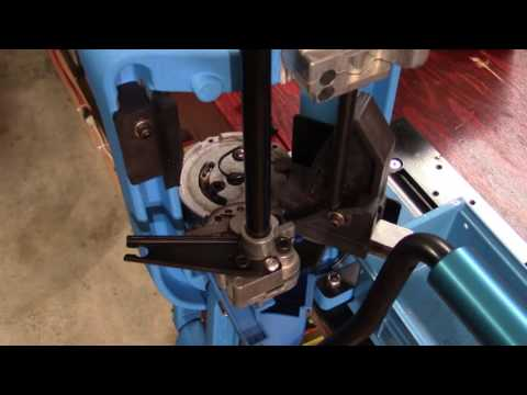 Dillon XL650. 223/5.56. Video 28. Removing the Priming Assembly. Super Easy