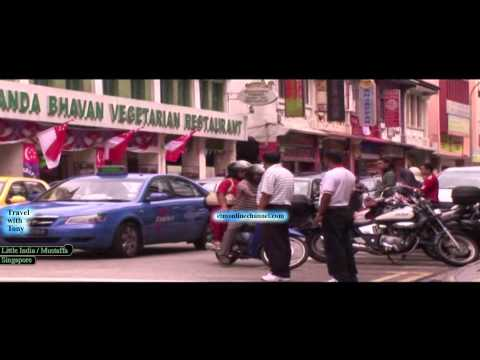 Little India -SINGAPORE TOURISM - ETM