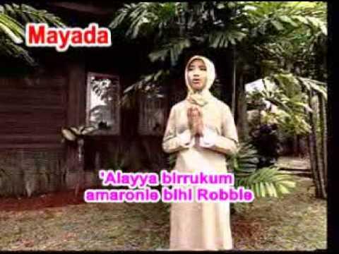 Cahaya Rasul Mayada - Ummah video